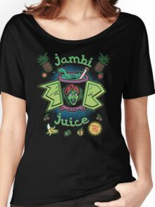 Jambi Juice Women's Relaxed Fit T-Shirt