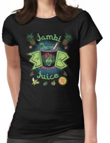 Jambi Juice Womens Fitted T-Shirt