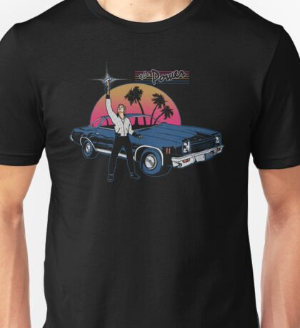Drivers Of The Universe Unisex T-Shirt