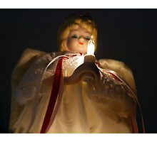 Angel 01 Photographic Print