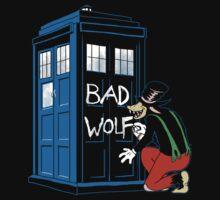 Big Bad Wolf by wytrab8