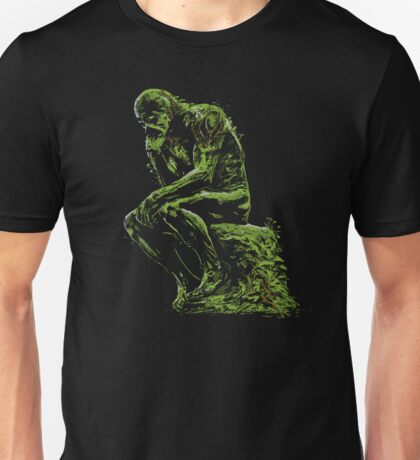 The Swamp Thinker Unisex T-Shirt