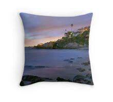 The real OC - Beachscape 2 Throw Pillow