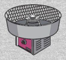 COTTON CANDY  - CANDY FLOSS - FAIRY FLOSS MACHINE  T-Shirt