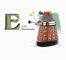The Alphadalek Kids Tee