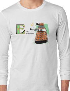 The Alphadalek Long Sleeve T-Shirt