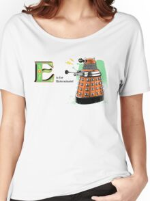 The Alphadalek Women's Relaxed Fit T-Shirt