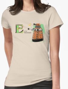 The Alphadalek Womens Fitted T-Shirt