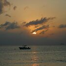 Setting Sun by caymanlogic