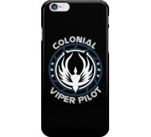 Colonial Viper Pilot iPhone Case/Skin