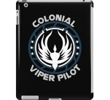 Colonial Viper Pilot iPad Case/Skin