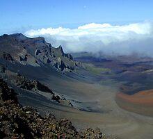 Haleakala by Cathy Jones