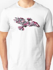 Flowerfly (white variant) T-Shirt