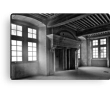 Atre - empty house Canvas Print