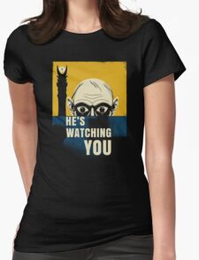 Watching You, Precious Womens Fitted T-Shirt