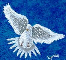 """MY WHITE DOVE""................MALUHIA by WhiteDove Studio kj gordon"