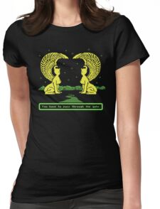 NeverEnding Trail Womens Fitted T-Shirt