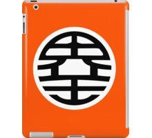 Goku's Kanji iPad Case/Skin