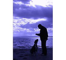Obedience Photographic Print