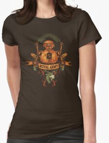 Royal Army Womens Fitted T-Shirt