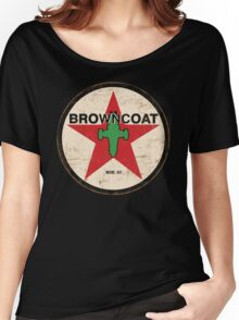 Vintage Browncoat Women's Relaxed Fit T-Shirt