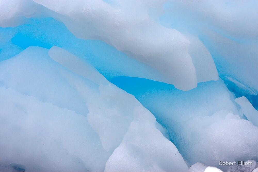 Iceberg Blue by Robert Elliott