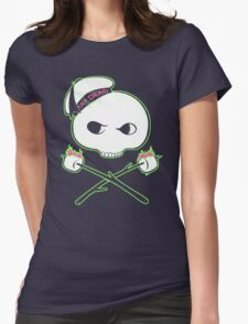 Jolly Puft Womens Fitted T-Shirt
