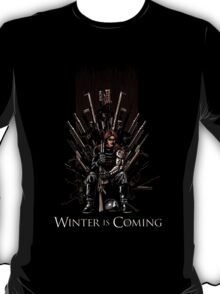 WinterS Coming T-Shirt