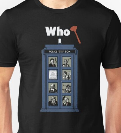 Who Dunnit? T-Shirt