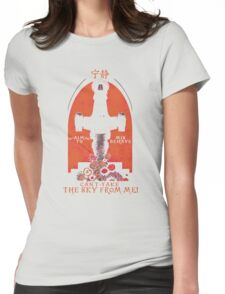 Browncoat Propaganda Womens Fitted T-Shirt