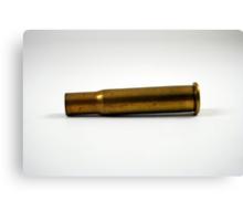 Empty Bullet Canvas Print