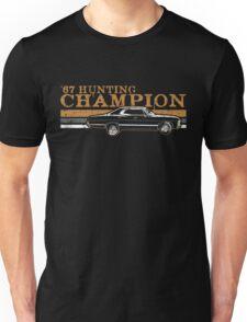 '67 Hunting Champ (gold variant) Unisex T-Shirt