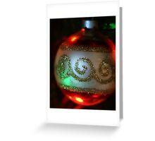 ornament 14 Greeting Card