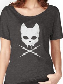 Stunt Kitty Women's Relaxed Fit T-Shirt