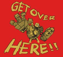 GET OVER HERE! Kids Clothes