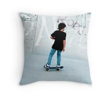 Josh Throw Pillow