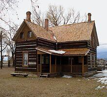 Christien House by Gregory Ewanowich