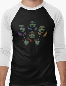 Ninja Rhapsody (multi colors) Men's Baseball ¾ T-Shirt