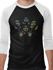 Ninja Rhapsody (multi colors) Men's Baseball ¾ T-Shirt