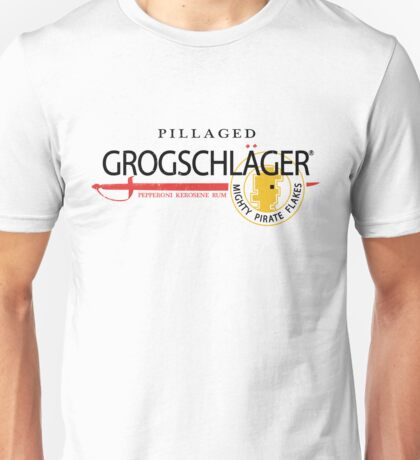 Grogschläger Unisex T-Shirt