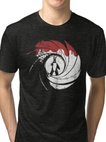 View To A Bunny Tri-blend T-Shirt