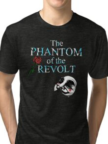 The Phantom Of The Revolt Tri-blend T-Shirt