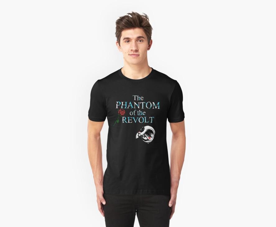 The Phantom Of The Revolt by wytrab8