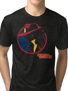 Travel Agent Tri-blend T-Shirt