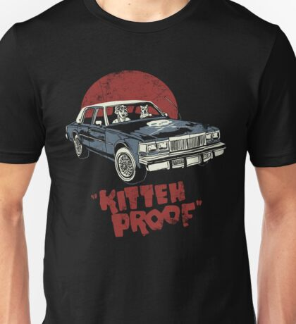 Kitteh Proof Unisex T-Shirt