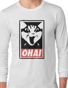 O HAI Long Sleeve T-Shirt