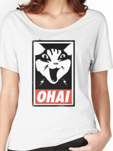 O HAI Women's Relaxed Fit T-Shirt
