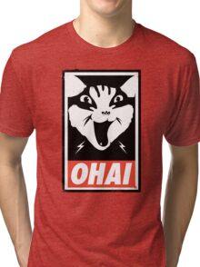 O HAI Tri-blend T-Shirt