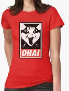 O HAI Womens Fitted T-Shirt