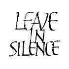Depeche Mode : Leave In Silence 2 - Black - by Luc Lambert
